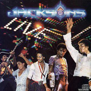 Album  Cover The Jacksons - The Jacksons Live on EPIC Records from 1981