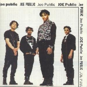 Album  Cover Joe Public - Joe Public on  Records from 1992