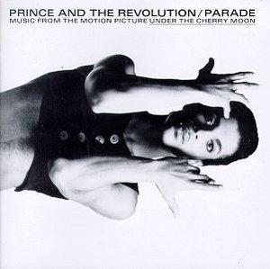 Front Cover Album Prince - Parade