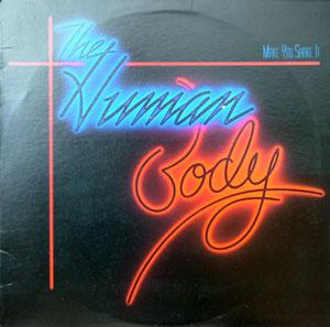 Album  Cover The Human Body - Make You Shake It on BEARSVILLE Records from 1984