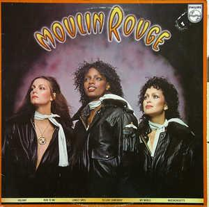 Album  Cover Moulin Rouge - Moulin Rouge on PHILIPS Records from 1979