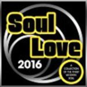 Album  Cover Various Artists - Soul Love 2016 on REEL PEOPLE MUSIC Records from 2016