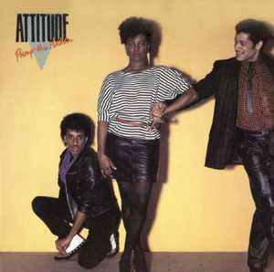 Front Cover Album Attitude - Pump The Nation  | ftg records | FTG 156 | UK