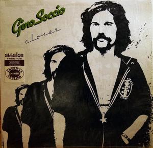 Album  Cover Gino Soccio - Closer on CELEBRATION Records from 1981