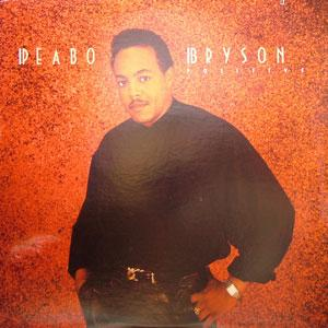 Album  Cover Peabo Bryson - Positive on ELEKTRA Records from 1988