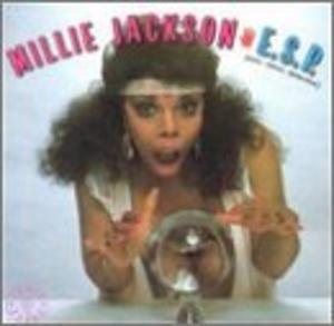 Front Cover Album Millie Jackson - E.S.P (Extra Sexual Persuasion)