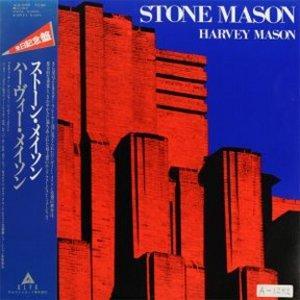 Album  Cover Harvey Mason - Stone Mason on ALFA Records from 1982