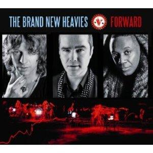 Album  Cover The Brand New Heavies - Forward on SHANACHIE Records from 2013