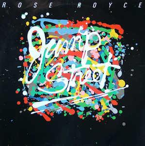 Front Cover Album Rose Royce - Jump Street