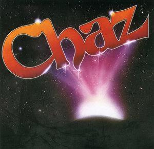 Album  Cover Chaz - Chaz on ZANZIBAR Records from 1983