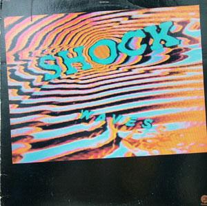 Front Cover Album Shock - Waves