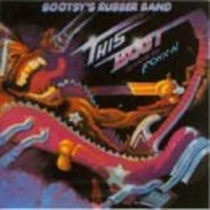 Album  Cover Bootsy Collins - This Boot Is Made For Fonk-n on WARNER BROS. Records from 1979