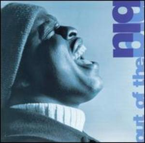 Album  Cover Blu - Out Of The Blu on MOTOWN Records from 1995