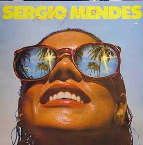 Album  Cover Sergio Mendes - Alegria on WEA Records from 1980