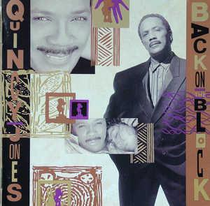 Album  Cover Quincy Jones - Back On The Block on WARNER BROS. Records from 1989