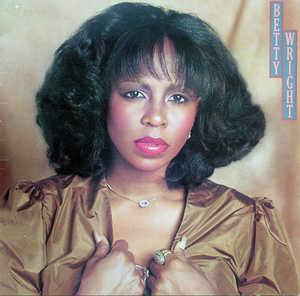 Album  Cover Betty Wright - Betty Wright on EPIC Records from 1981