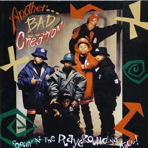 Album  Cover Another Bad Creation - Coolin' At The Playground Ya' Know! on MOTOWN Records from 1991