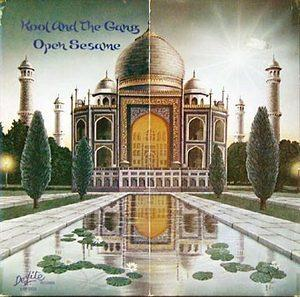 Album  Cover Kool & The Gang - Open Sesame on DE-LITE Records from 1976