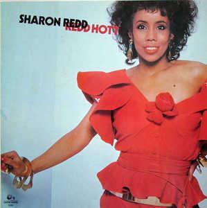 Album  Cover Sharon Redd - Redd Hott on PRELUDE Records from 1982