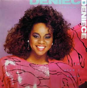 Album  Cover Deniece Williams - So Glad I Know on SPARROW Records from 1986