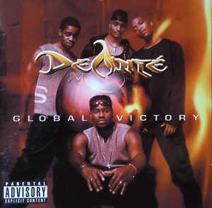 Album  Cover Deanté - Global Victory on  Records from 2000