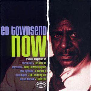 Album  Cover Ed Townsend - Now! on CURTOM Records from 1975