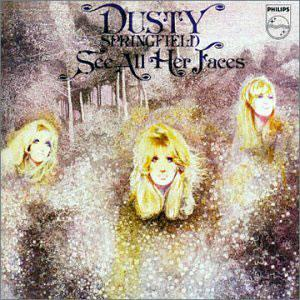 Album  Cover Dusty Springfield - See All Her Faces on PHILIPS Records from 1972