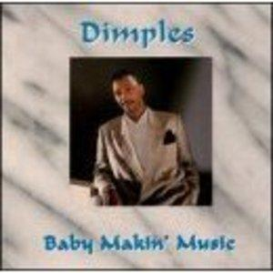 Album  Cover Fields Richard Dimples - Baby Makin' Music on LIFE Records from 1994