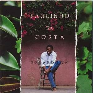 Album  Cover Paulinho Da Costa - Breakdown on A&M Records from 1987