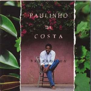 Album  Cover Paulinho Da Costa - Breakdown on A&M Records from 1987