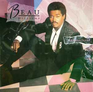 Album  Cover Beau Williams - No More Tears on CAPITOL Records from 1986