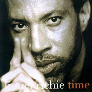 Album  Cover Lionel Richie - Time on POLYGRAM Records from 1998