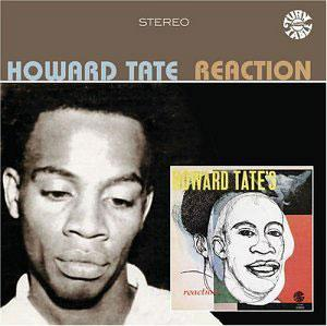 Album  Cover Howard Tate - Howard Tate's Reaction on TURNTABLE TTS-5002 Records from 1970