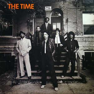 Front Cover Album The Time - The Time