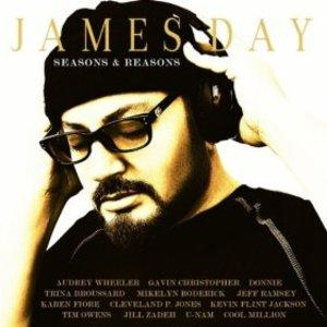Album  Cover James Day - Seasons And Reasons on DAYLIGHT SAVING TUNES Records from 2013