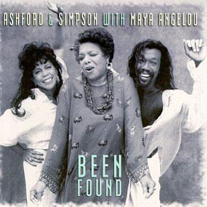 Album  Cover Ashford & Simpson - Been Found on HOPSACK & SILK Records from 1996