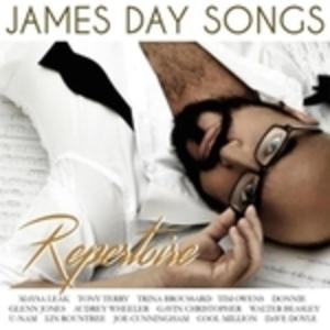 Album  Cover James Day - Repertoire on JAMES MICHAEL DAY Records from 2016