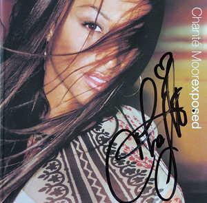 Album  Cover Chanté Moore - Exposed on MCA Records from 2000