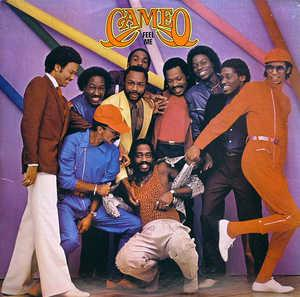 Front Cover Album Cameo - Feel Me