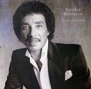 Album  Cover Smokey Robinson - Yes It's You Lady on TAMLA Records from 1982