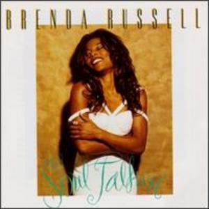 Album  Cover Brenda Russell - Soul Talkin' on CAPITOL Records from 1993
