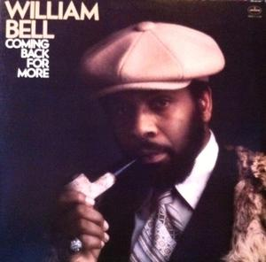 Album  Cover William Bell - Coming Back For More on MERCURY Records from 1977
