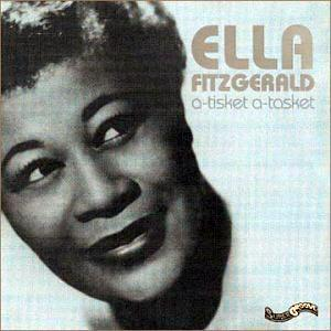 Album  Cover Ella Fitzgerald - A-tisket A-tasket on [INTERCONTINENTAL] INTERCONTIN Records from 1996