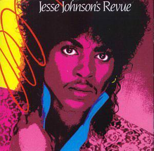 Album  Cover Jesse Johnson - Jesse Johnson's Revue on A&M Records from 1985