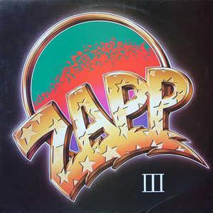 Album  Cover Zapp - Zapp Iii on WARNER BROS. Records from 1983