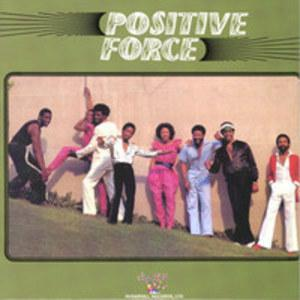 Album  Cover Positive Force - Positive Force on SUGARHILL Records from 1979