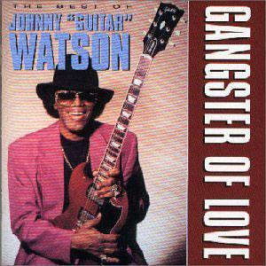 Album  Cover Johnny Guitar Watson - Gangster Of Love on DJM Records from 1977