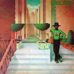 Album  Cover Lenny White - Big City on NEMPEROR (CBS) Records from 1977