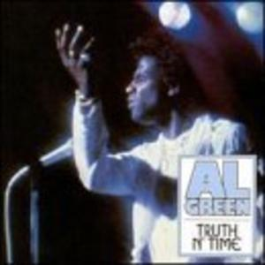 Front Cover Album Al Green - Truth 'N' Time