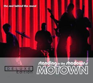 Album  Cover The Funk - Standing In The Shadows Of Motown on UNIVERSAL RECORDS / MOTOWN Records from 2002